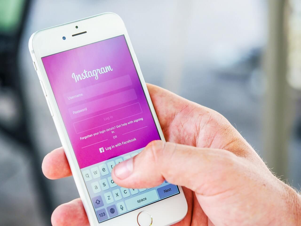 Instagram reklamos privalumai