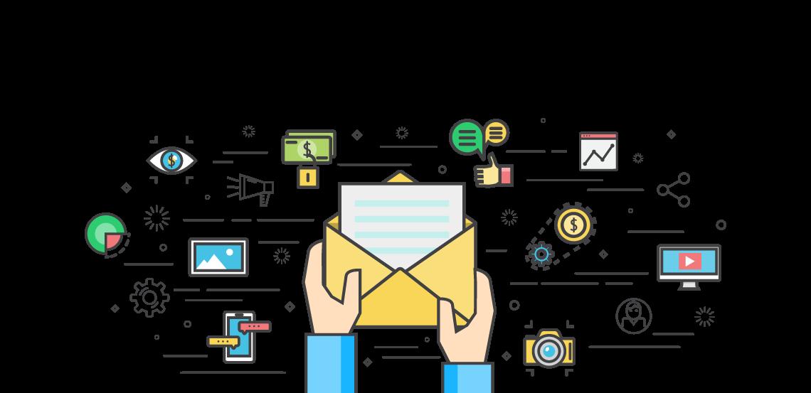 email marketingo pavyzdys