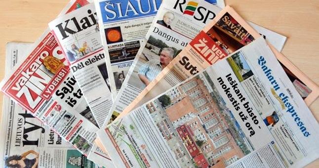 Reklama spaudoje atgyvena