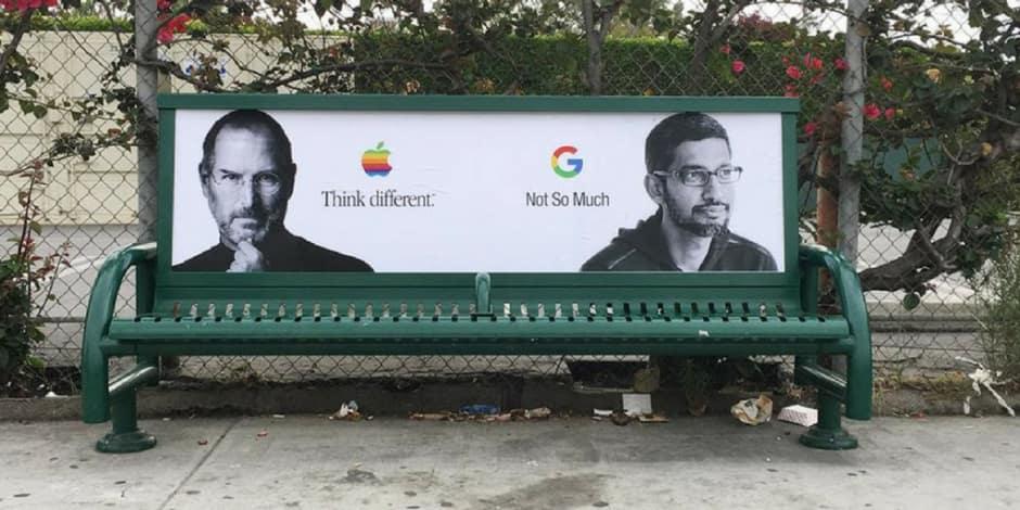 partizaninis marketingas Apple